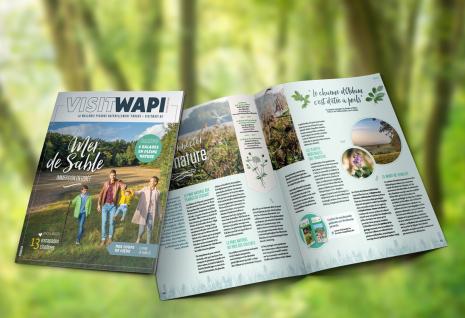 VISITWAPI Magazine - 2e numéro